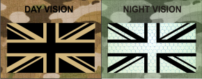 BRITISH TAN ON MAGIC BLACK NIGHT VISION