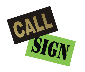 "ANYTIME SIGN CUSTOM IR DECAL ORDER 3.5/""X2/"""