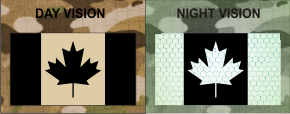 CANADA TAN ON MAGIC BLACK NIGHT VISIION