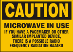 CAUTION MICROWAVE IN USE PACEMAKER WARNING.png (15695 bytes)