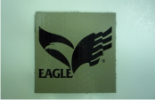 EAGLE 2X2 MAGIC BLACK ON TAN