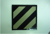 3RD INFANTRY 2X2 MAGIC BLACK ON TAN