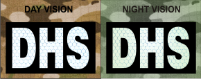 DHS SOLAS ON CARBON BLACK NIGHT VISION