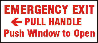 EMERGENCY EXIT WINDOW SINGLE HANDLE DECAL.png (4338 bytes)