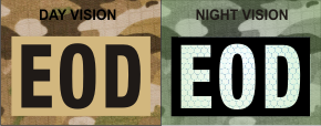 EOD MAGIC BLACK ON TAN NIGHT VISISON
