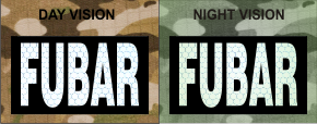 FUBAR SOLAS ON CARBON BLACK NIGHT VISION
