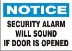 NOTICE SECURITY ALARM WILL SOUND.png (12478 bytes)