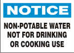 NOTICE WATER NOT FOR DRINKING OR COOKING.png (13320 bytes)