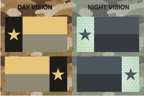 TEXAS RIGHT PLUS LEFT NIGHT VISION