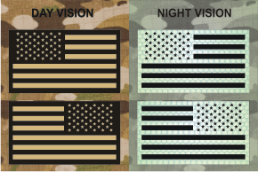 USA RIGHT PLUD LRFT TSN ON MB NIGHT VISION