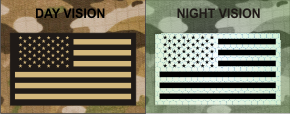 USA RIGHT TAN ON MB NIGHT VISION