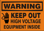 WARNING KEEP OUT HIGH VOLTAGE EQUIPMENT INSIDE WPICTO.png (11664 bytes)