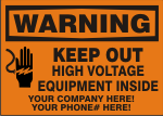 WARNING KEEP OUT HIGH VOLTAGE E CUSTOM.png (12857 bytes)