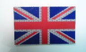 BRITISH RED PLUS BLUE ON SOLAS 3 1/2 X 2A