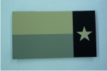 reverse texas tans ir solas patch