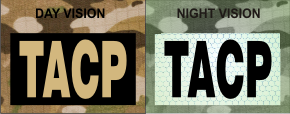 tacp tan on magic black night vision